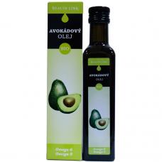 Масло авокадо Health Link органическое, 250 мл