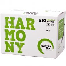 Чай матча (маття) Harmony Matcha Tea в саше органический, 60 г (30 x 2 г)