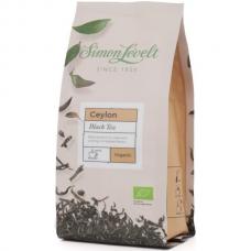 Чай черный Ceylon Simon Lévelt листовой органический, 100 г