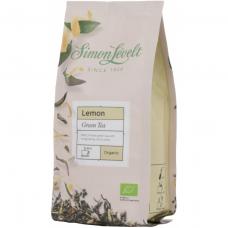 Чай зеленый Lemon Simon Lévelt листовой органический, 100 г