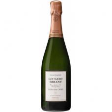 Шампанское белое полусухое Leclerc Briant Demi-Sec Millesime 2006 органическое 0,75 л