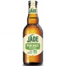 Пиво светлое органическое Jade Blonde Pur Malt, 250 мл