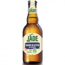 Пиво органическое светлое Jade Blonde без глютена, 330 мл
