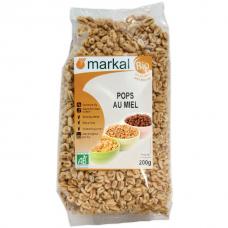 Воздушная пшеница с мёдом Markal органическая, 200 г