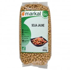 Соевые бобы жёлтые Markal органические, 500 г
