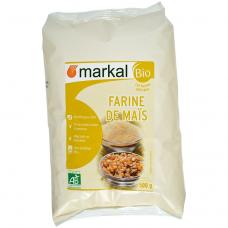 Мука кукурузная Markal органическая, 500 г