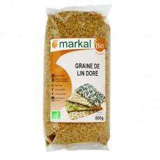 Семена льна Markal органические, 250 г