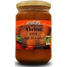 Пюре абрикосовое Sanofruit органическое, 320 г