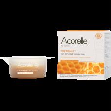 """Нежный воск для депиляции деликатных зон """"Пчелиное молочко"""" Acorelle органический, 100 г"""