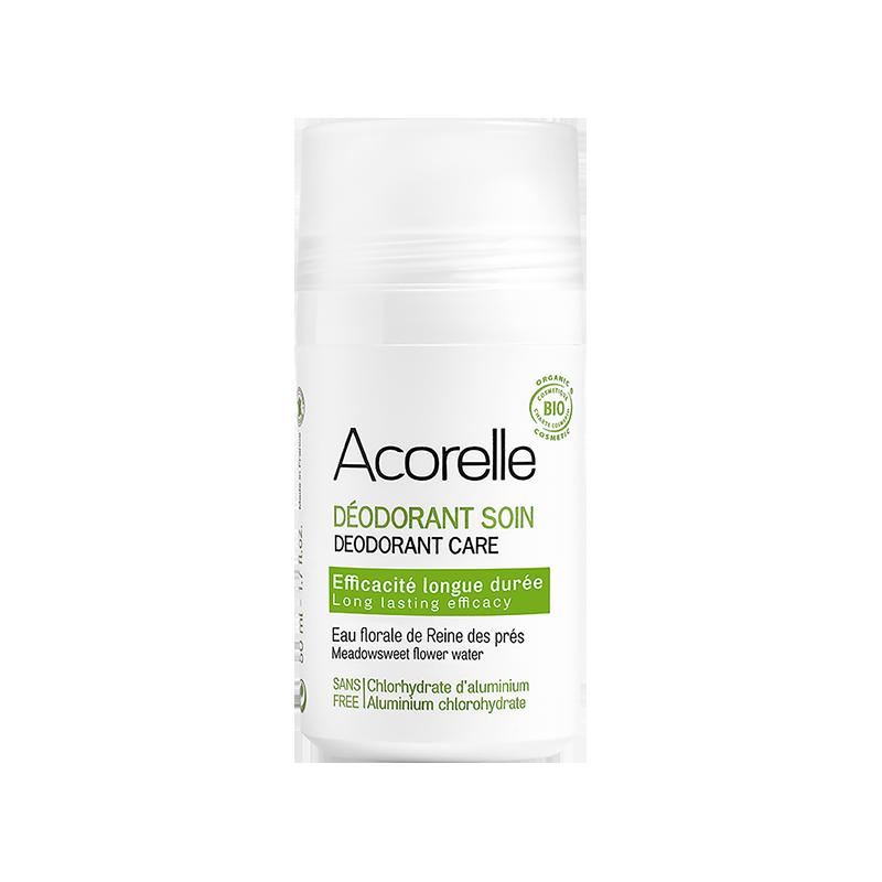 """Освежающий минеральный дезодорант """"Луговые цветы"""" Acorelle органический, 50 мл"""