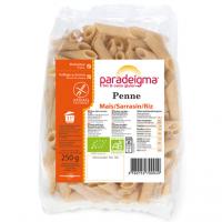 Макаронные изделия Пенне из кукурузной, гречневой и рисовой муки Paradeigma органические, 250 г