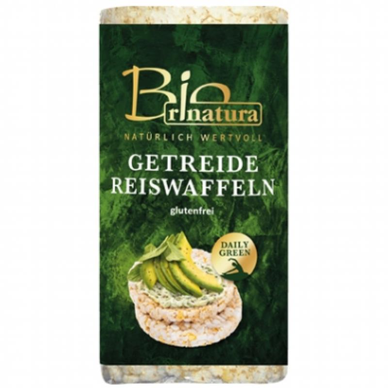 Рисовые хлебцы Rinatura органические, 100 г