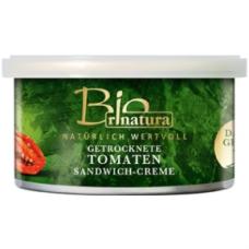 Паштет бутербродный с томатами Rinatura органический, 125 г