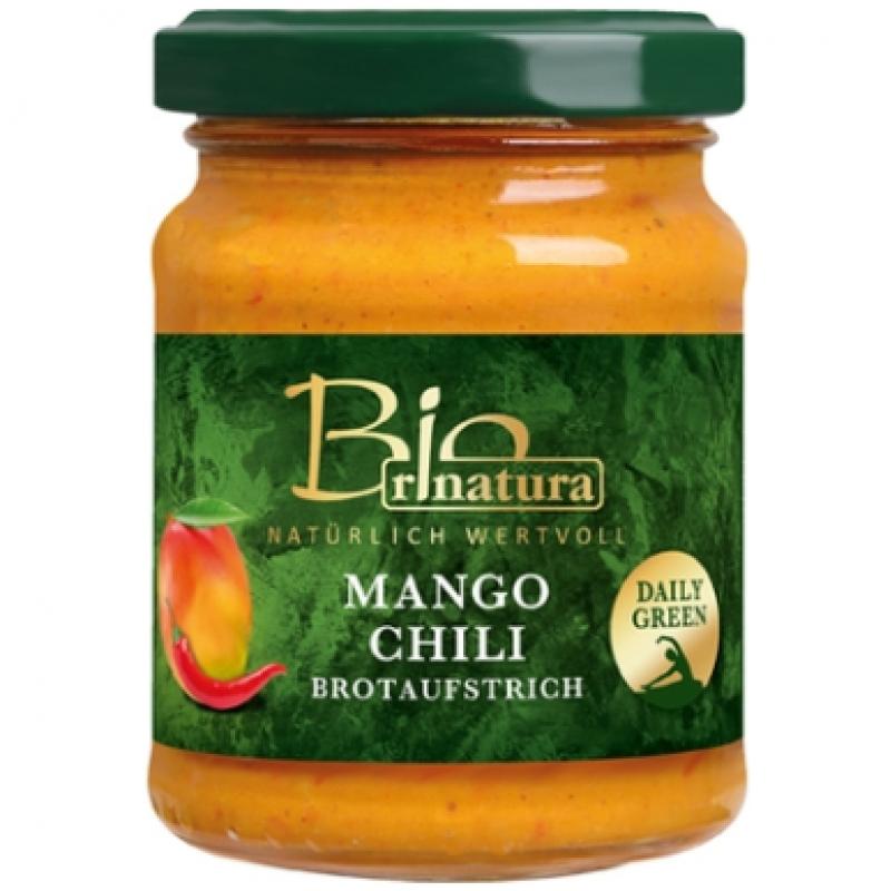 Паста из манго с чили Rinatura органическая, 120 г