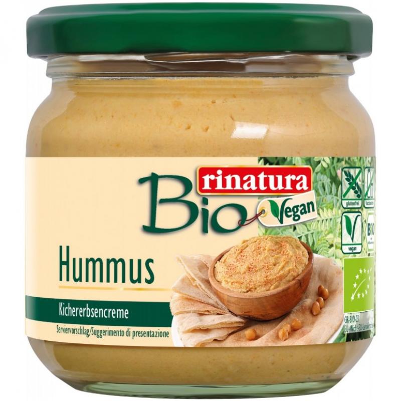Хумус Rinatura органический, 180 г