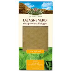 Листы белой лазаньи La Bio Idea органические, 250 г
