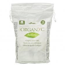 Ватные шарики из органического хлопка Organ(y)c, 100 шт.