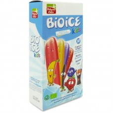 Напиток для замораживания La Finestra Sul Cielo Bio Ice Kids органический, 400 мл (10х40 мл)