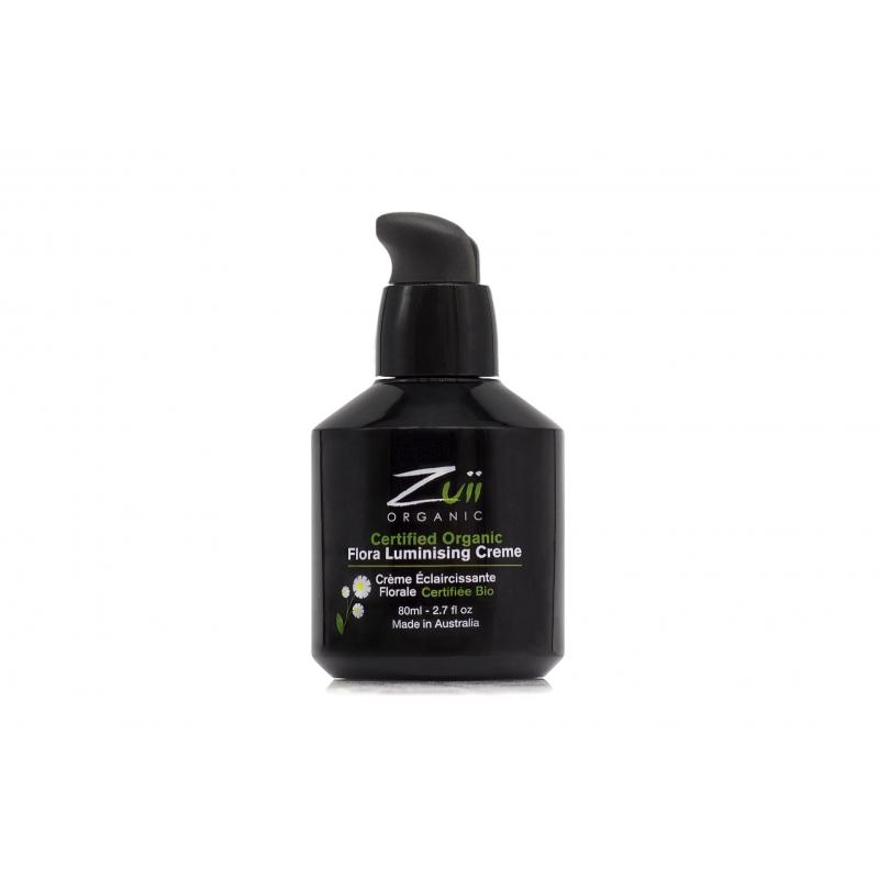 Крем для сияния кожи Zuii Organic Flora Luminising Crème органический