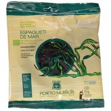 Водоросли сушеные морские спагетти органические Porto Muinos, 50 г