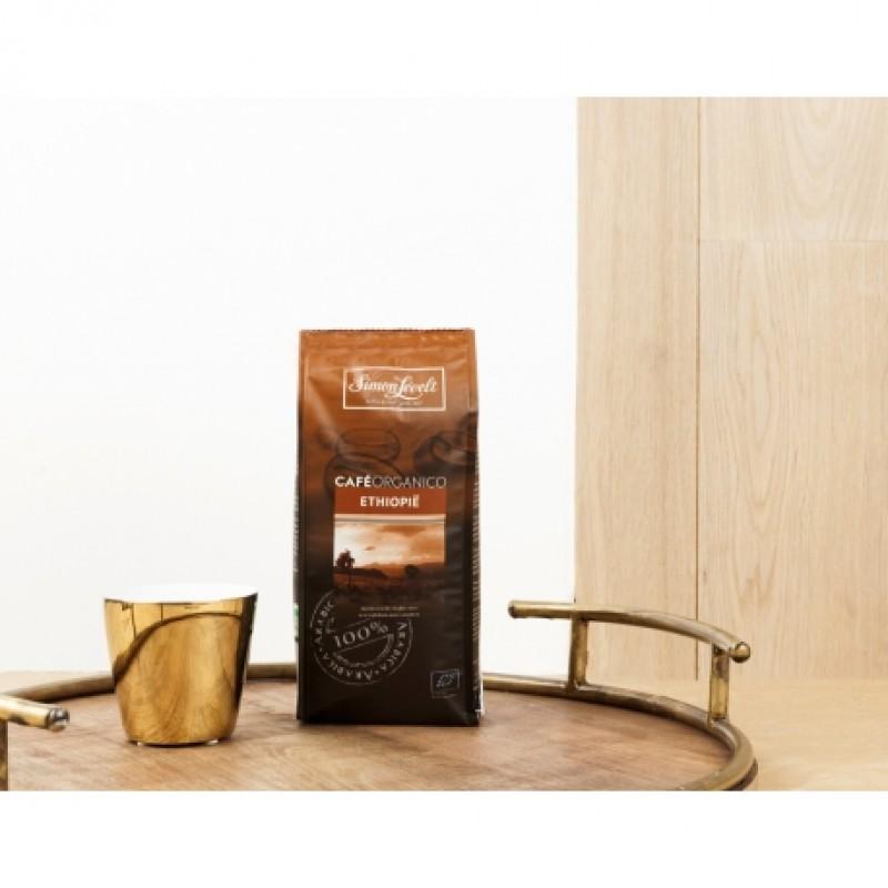 Кофе молотый Эфиопия Café Organico Simon Lévelt органический, 250 г