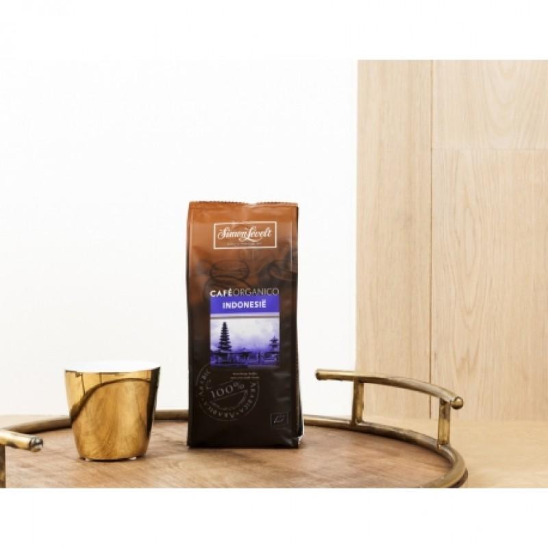 Кофе молотый Индонезия Café Organico Simon Lévelt органический, 250 г