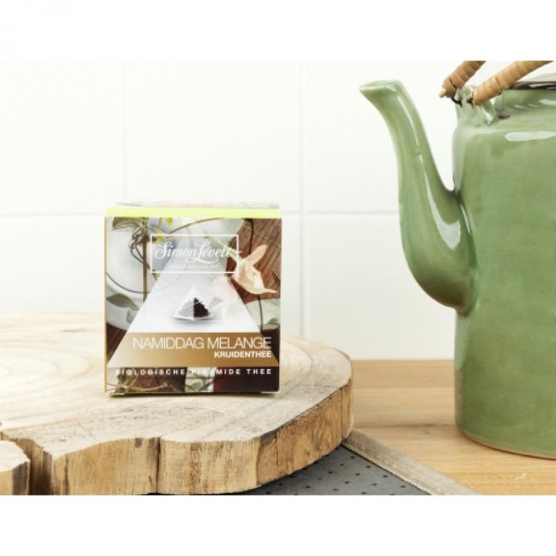 Чай травяной Afternoon Blend Simon Lévelt органический, 10 пирамидок