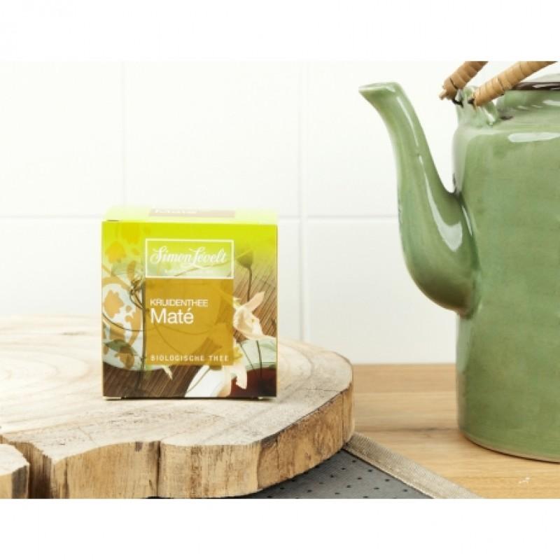 Чай травяной Maté Simon Lévelt органический, 10 пакетиков