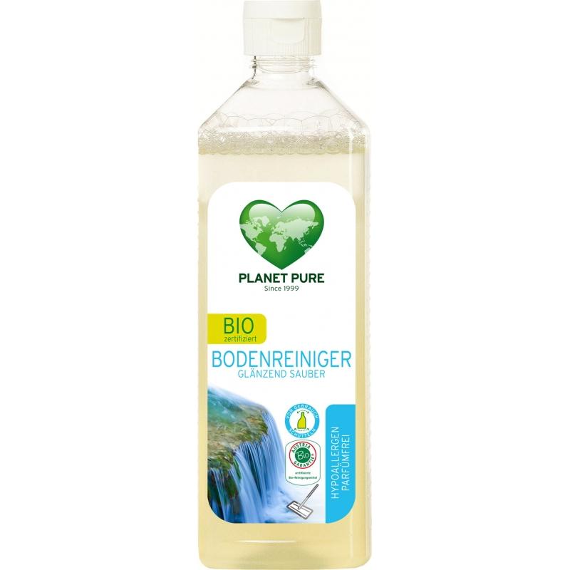 Средство для мытья пола гипоаллергенное Planet Pure органическое, 510 мл