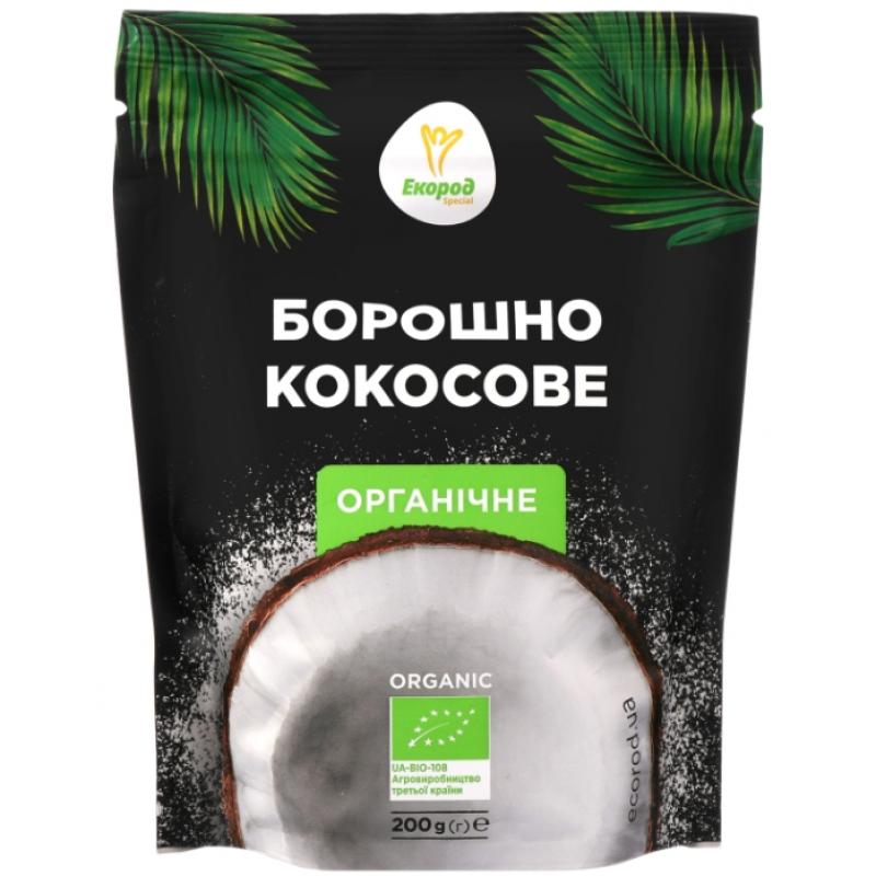 Мука кокосовая Экород органическая, 200 г