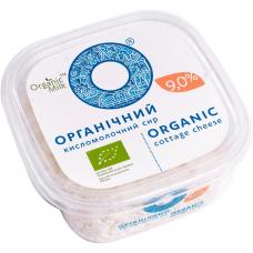 Творог Organic Milk органический жирн. 9%, 300 г