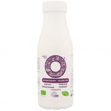 Йогурт безлактозный жирн. 2,5% Organic Milk органический, 300 г (с пробиотиком)
