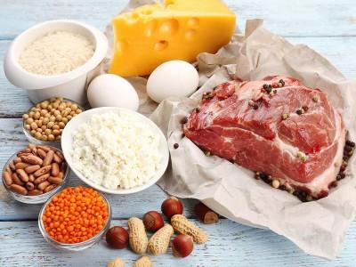 Какие продукты особо богаты белком